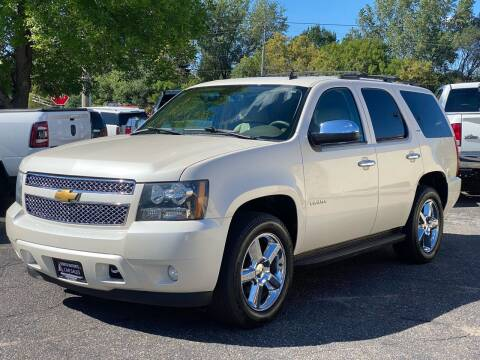 2013 Chevrolet Tahoe for sale at North Imports LLC in Burnsville MN