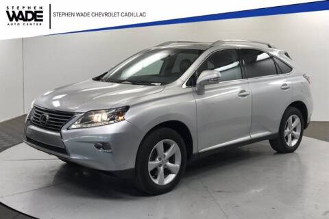 2013 Lexus RX 350 for sale at Stephen Wade Pre-Owned Supercenter in Saint George UT