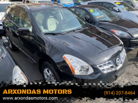 2011 Nissan Rogue for sale at ARXONDAS MOTORS in Yonkers NY