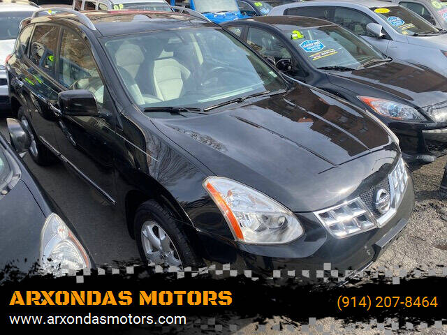 2011 Nissan Rogue for sale at ARXONDAS MOTORS in Yonkers NY