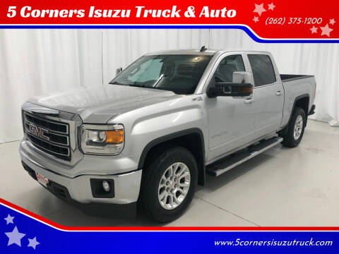 2014 GMC Sierra 1500 for sale at 5 Corners Isuzu Truck & Auto in Cedarburg WI