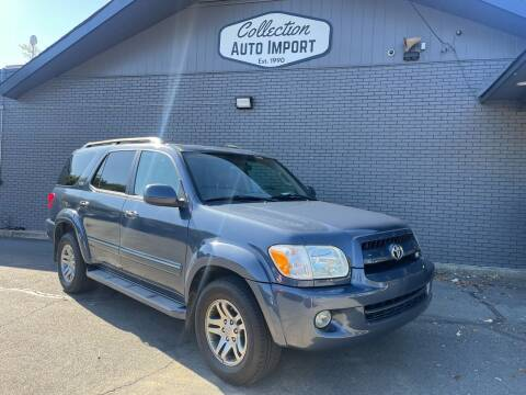 2007 Toyota Sequoia for sale at Collection Auto Import in Charlotte NC