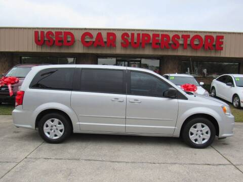 2011 Dodge Grand Caravan for sale at Checkered Flag Auto Sales NORTH in Lakeland FL
