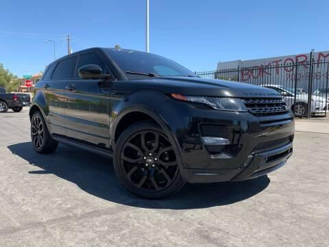 2015 Land Rover Range Rover Evoque for sale at Boktor Motors in Las Vegas NV