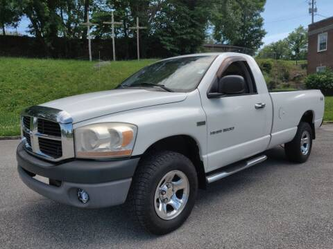2006 Dodge Ram Pickup 1500 for sale at Auto Titan in Knoxville TN