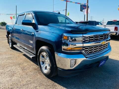 2018 Chevrolet Silverado 1500 for sale at California Auto Sales in Amarillo TX