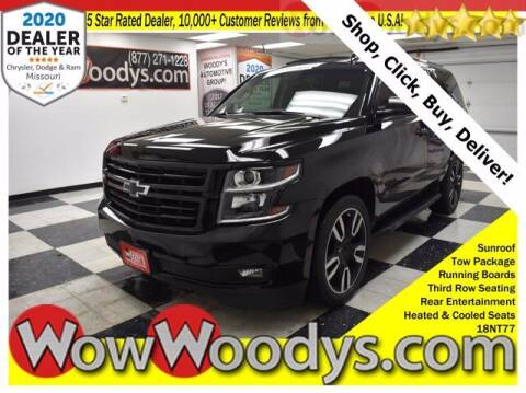2018 Chevrolet Tahoe for sale at WOODY'S AUTOMOTIVE GROUP in Chillicothe MO