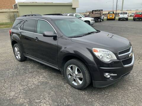 2014 Chevrolet Equinox for sale at Stein Motors Inc in Traverse City MI