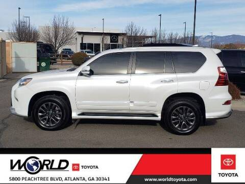 2019 Lexus GX 460 for sale at CU Carfinders in Norcross GA