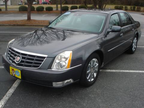 2010 Cadillac DTS for sale at Uniworld Auto Sales LLC. in Greensboro NC