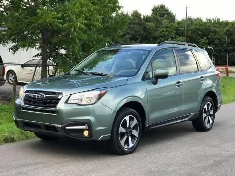 2018 Subaru Forester for sale at Loco Motors in La Porte TX