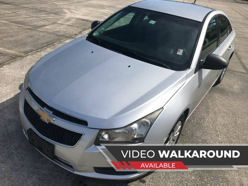 2011 Chevrolet Cruze for sale at ULTIMATE AUTO IMPORTS in Longwood FL