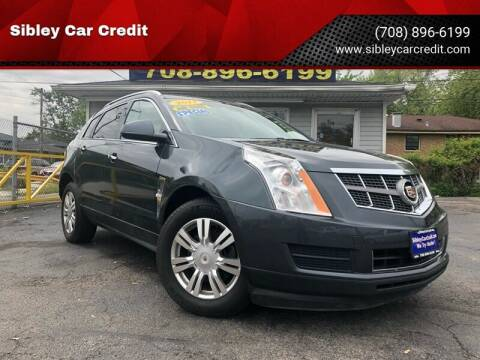2011 Cadillac SRX for sale at Sibley Car Credit in Dolton IL
