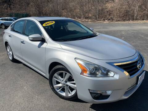 2014 Nissan Altima for sale at Bob Karl's Sales & Service in Troy NY