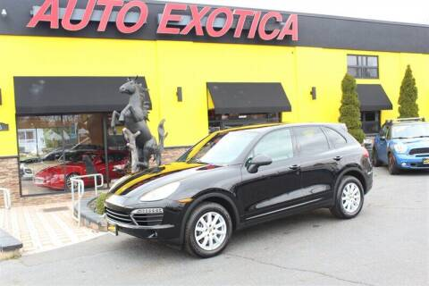 2014 Porsche Cayenne for sale at Auto Exotica in Red Bank NJ