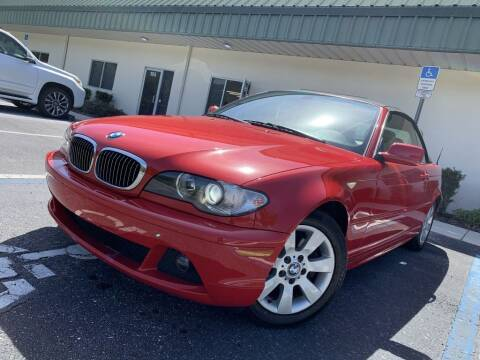 2005 BMW 3 Series for sale at Fisher Motor Group LLC in Bradenton FL