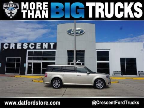 2018 Ford Flex for sale at Crescent Ford in Harahan LA