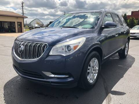 2013 Buick Enclave for sale at Mike's Budget Auto Sales in Cadillac MI