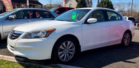 2012 Honda Accord for sale at Mayer Motors of Pennsburg in Pennsburg PA