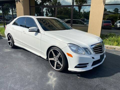 2013 Mercedes-Benz E-Class for sale at Premier Motorcars Inc in Tallahassee FL