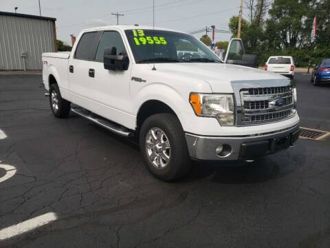 2013 Ford F-150 for sale at Used Car Factory Sales & Service Troy in Troy OH