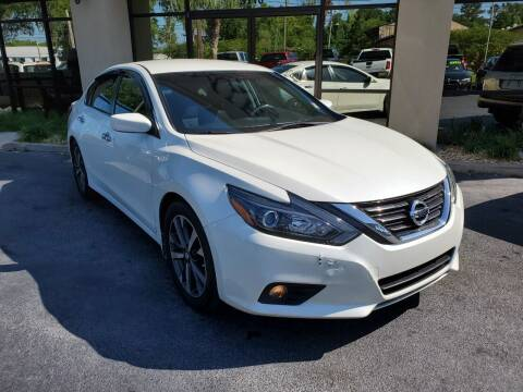 2017 Nissan Altima for sale at Premier Motorcars Inc in Tallahassee FL