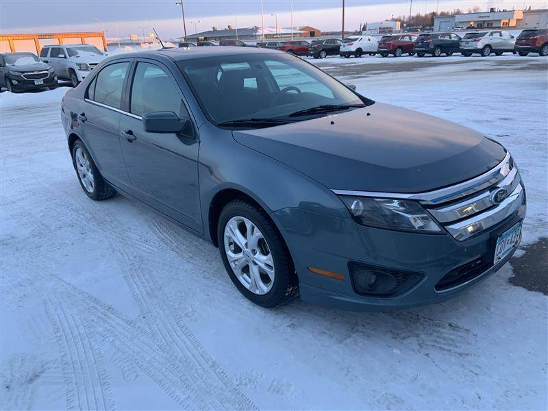 2012 Ford Fusion for sale in Thief River Falls, MN