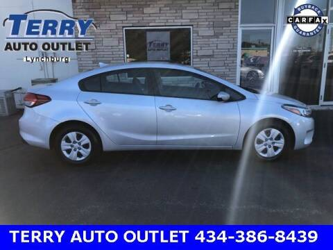 2018 Kia Forte for sale at Terry Auto Outlet in Lynchburg VA