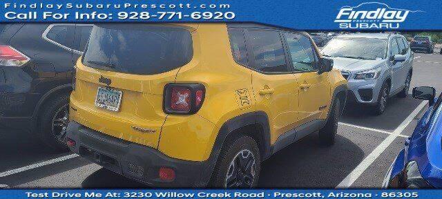2017 Jeep Renegade for sale in Prescott, AZ