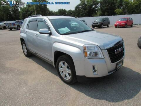 2015 GMC Terrain for sale at TWIN RIVERS CHRYSLER JEEP DODGE RAM in Beatrice NE