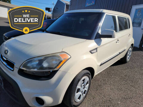 2012 Kia Soul for sale at McMinnville Auto Sales LLC in Mcminnville OR