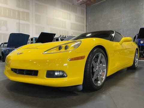 2006 Chevrolet Corvette for sale at Platinum Motors in Portland OR