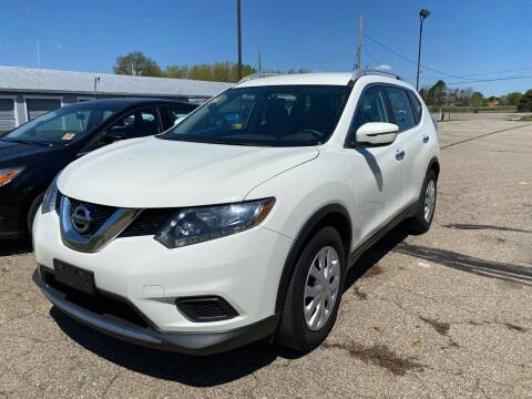 2016 Nissan Rogue for sale at Southern Auto Sales in Clinton MI