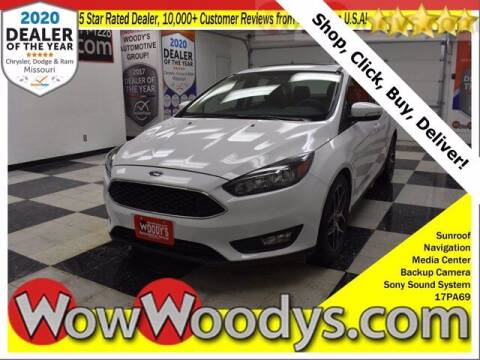 2017 Ford Focus for sale at WOODY'S AUTOMOTIVE GROUP in Chillicothe MO