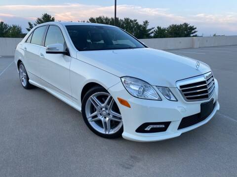 2011 Mercedes-Benz E-Class for sale at Car Match in Temple Hills MD