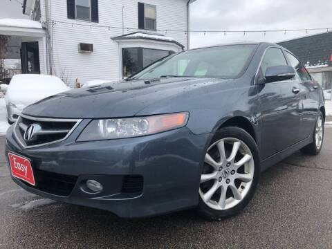 2006 Acura TSX for sale at Easy Autoworks & Sales in Whitman MA