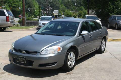 2006 Chevrolet Impala for sale at GTI Auto Exchange in Durham NC