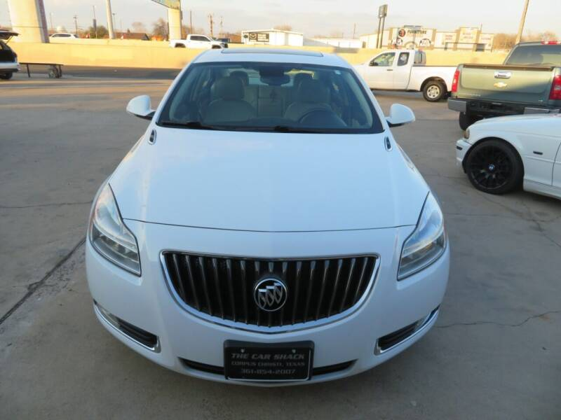 2012 Buick Regal for sale at The Car Shack in Corpus Christi TX