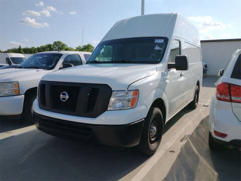 2018 Nissan NV Cargo for sale at Excellence Auto Direct in Euless TX
