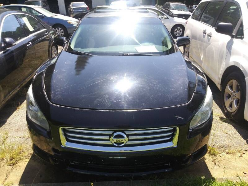 2010 Nissan Maxima for sale at Moreland Motorsports in Conley GA