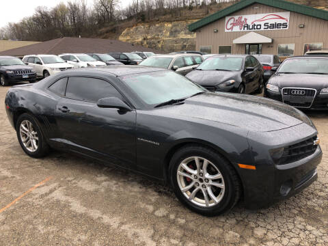 2013 Chevrolet Camaro for sale at Gilly's Auto Sales in Rochester MN
