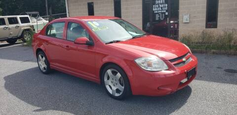 2010 Chevrolet Cobalt for sale at 220 Auto Sales LLC in Madison NC