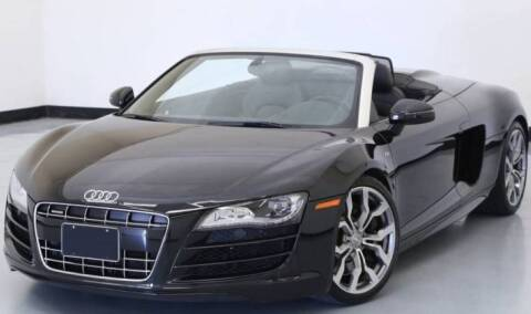 2011 Audi R8 for sale at Star One Imports in Santa Clara CA
