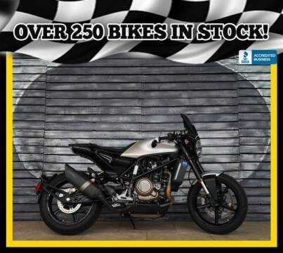 2019 Husqvarna Vitpilen 701 for sale at Motomaxcycles.com in Mesa AZ