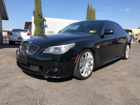 2008 BMW 5 Series for sale at Cars 2 Go in Clovis CA