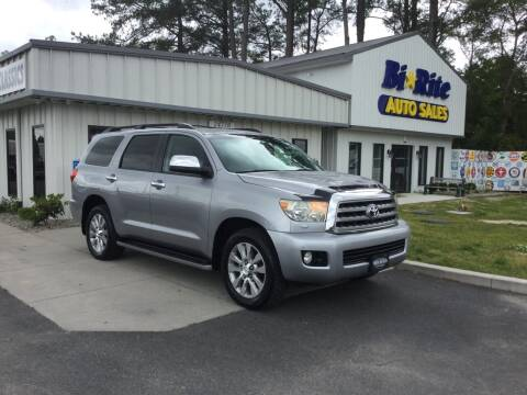 2010 Toyota Sequoia for sale at Bi Rite Auto Sales in Seaford DE