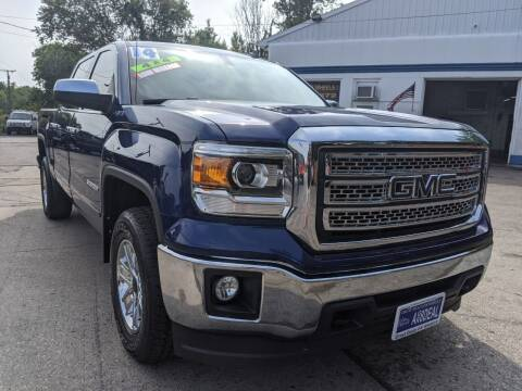 2014 GMC Sierra 1500 for sale at GREAT DEALS ON WHEELS in Michigan City IN