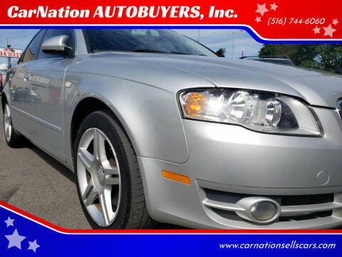 2007 Audi A4 for sale at CarNation AUTOBUYERS, Inc. in Rockville Centre NY