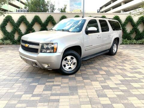 2009 Chevrolet Suburban for sale at ROGERS MOTORCARS in Houston TX