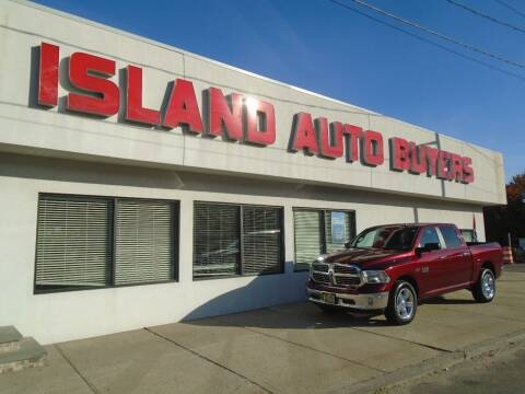 2017 RAM Ram Pickup 1500 for sale at Island Auto Buyers in West Babylon NY
